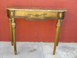 vintage sofa table. Console Table Wall Vintage Sofa American Furniture Interesting L