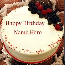happy birthday chocolate cake with name.  Birthday Inside Happy Birthday Chocolate Cake With Name