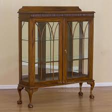 interior extraordinary small curio cabinets with glass doors 46 for small home decoration ideas with