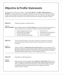 resume resume objective examples any job sample resume objectives for any  job objective 6 examples in