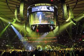 marc anthony live madison square garden stage