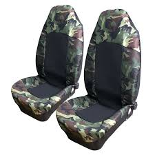 seat covers camouflage camouflage car seat cover universal fit most vehicles