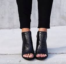 shoes crocodile faux crocodile skin black high heels black leather crocodile p toe p toe heels