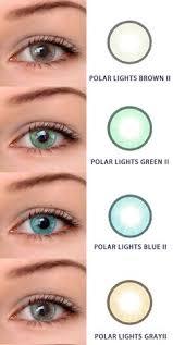 19 Best Lens Colours Names Images Colored Contacts Lenses
