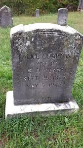 Alice Octavia Compton Terry (1875-1942) - Find A Grave Memorial