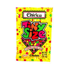 Chiclets Tiny Size - The Candyman