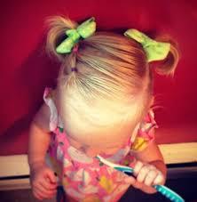 Toddler Girl Hairstyles 6 Wonderful 24 Cute Hairstyles For Girls Pinterest Toddler Girls Girls And