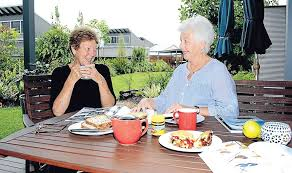 Our Residents Pat and Beryl — The Arbour Berry
