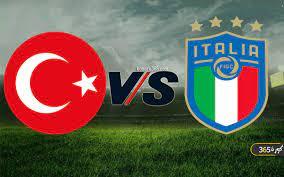 نتيجة مباراة إيطاليا وتركيا اليوم في افتتاح أمم أوروبا