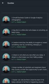 Apjabdul Kalam Quotes In English Hindi 4 More For Android Apk