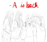 Pll Coloring Pages Spencer Pretty Little Liars Coloring Pages