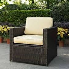 wicker replacement cushions. Plain Replacement Garden Treasures Patio Furniture Replacement Cushions Wicker Chairs  Outdoor Palmetto All Weather Armchair Black Throughout
