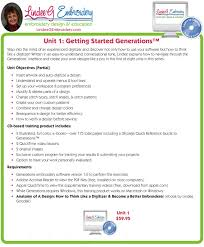 Anatomy Of A Design How To Think Like A Digitizer Unit 1 Getting Started With Generations