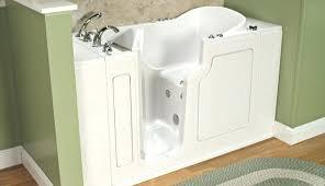 safe step bathtub walk in bathtubs s safe step walk in tub cost average s walk