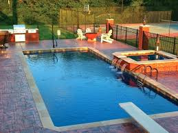rectangular pool designs with spa. Swimming Pool Rectangle Trilogy Pools And Spas Ideas Above Ground Rectangular Designs With Spa
