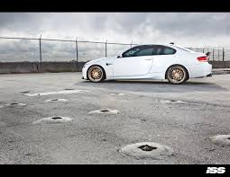 BMW 5 Series bmw m3 in white : BMW M3 on ISS Forged FM-10R White   ISS Forged - Handcrafted for ...