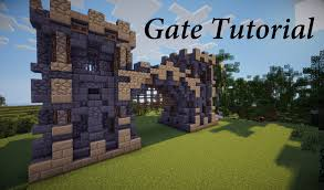 minecraft gate. Plain Gate On Minecraft Gate