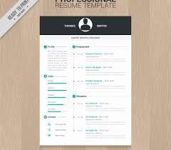 Resume Template Designer Stunning Graphic Design Resume Template Modern For Designers 8