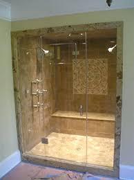 custom frameless shower doors 2 custom steam shower doors northern how much do custom frameless shower