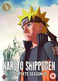 Naruto - Shippuden: Complete Series 10 | DVD Box Set | Free shipping over  £20