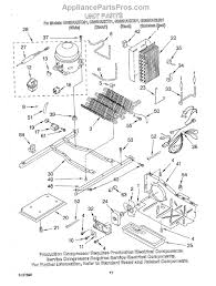 whirlpool compressor starting device kit part diagram