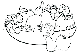 Fruits Basket Anime Coloring Pages Pdf Printable Page And Vegetables