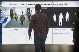 Star The People By Online Tech - Ids News Chinese How 'gait Recognition' They Walk