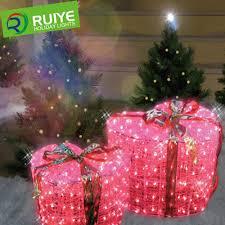 Christmas Tree Quotes Extraordinary China LED Christmas Gifts Box Light For Holiday Decoration China
