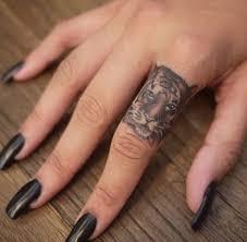 128 Většina Originálních Prstů Tetování Vzory Punditschoolnet