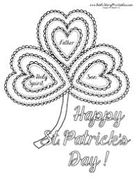 Small Picture St Patricks Day Bible Crafts