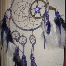 Dream Catcher With Crystals Wild Turkey Dreamcatcher Native American From DreamCatcherMan On 11