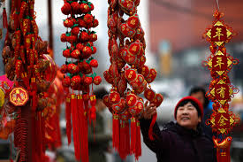a w looks at traditional decorations celebrating for chinese a w looks at traditional decorations celebrating for chinese new year