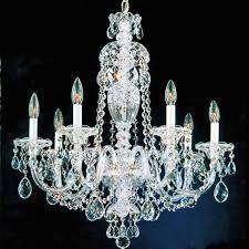 chandelier parts sharp glass prism of crystal partskc504