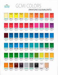 Gcmi Color Chart Custom Printing Corrugated Boxes Ink Color Faq Salazar