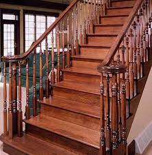 Stairs Railing Designs on Wood Stair Railing Design