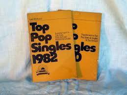Retro Music Top Pop Singles Record Research By