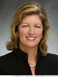 Kathleen Murphy. President, Fidelity Personal Investing Fidelity Investments 2011 rank: 32. Age: 49. Murphy's business last year boasted a record 13.5 ... - kathleen_murphy_fidelity