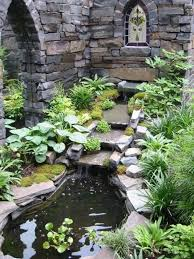 Small Picture Fabulous Backyard Small Pond Ideas Garden Decors