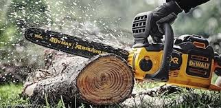 dewalt chainsaw. dewalt cordless chainsaw