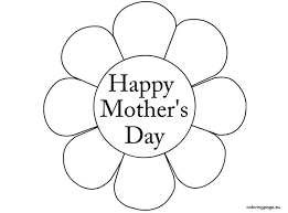 Small Picture Mothers Day coloring pages Google Search Coloring Holidays
