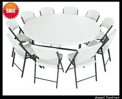 6 ft round table great 6 foot folding table china elegant 6 foot round table folding