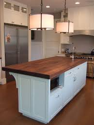 Butcher Block Kitchen Island White Kitchen Island With Butcher Block Top Awesome Khaki Wall