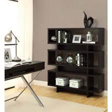 monarch specialties bookcase.  Monarch Monarch Specialties Cappuccino Open Bookcase For A