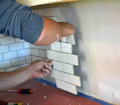installing backsplash tile in kitchen fresh ideas how to install kitchen easily a cost install tile