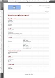 Business Trip Report Template - Beni.algebra-Inc.co