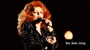 Muere la cantante italiana Milva