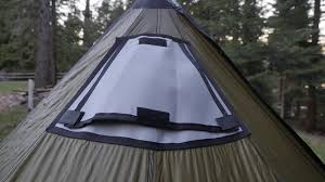 stove jack with flap. stove jack w flap reliable tent with