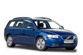 Volvo V50 estate (2004-2012) review | Carbuyer