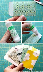 Tutorial Easy Tiny Envelopes Artsy Crafts Paper Crafts Diy