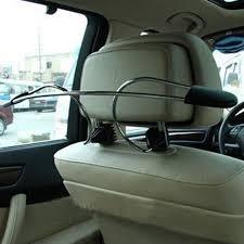 Coat Rack For Car New Utility Stainless Steel Car Auto Seat Headrest Coat Hanger 20